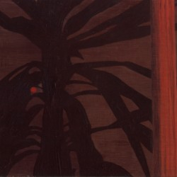 2003. Oil on gesso panel.