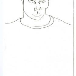 28 November 2011. Pen on Fabriano.